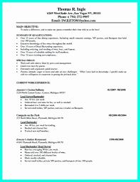 Waitressing Resume Resume Templates Job Description For Beautiful Sample Head