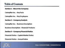Business Swot Analysis Extraordinary Caterpillar Inc CAT Financial And Strategic SWOT Analysis R YouTube