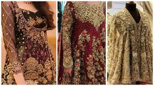 Top Designer Dresses 2018 Top Stylish And Beautiful Designer Party Wear Dresses Designs 2018 19