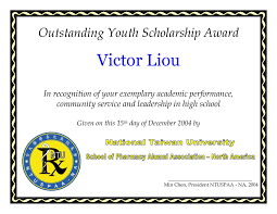 10 Scholarship Award Certificate Examples Pdf Psd Ai Examples