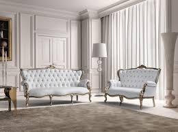italian white furniture. Estro Salotti Bach Modern White Leather Sofa And Loveseat Italian Furniture