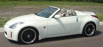 nissan 350z convertible white. Wonderful Convertible Convertible White Nissan 370zmy Dream Car For Nissan 350z Convertible White 0