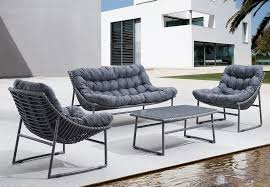 outdoor sling chairs. Outdoor Furniture - Modern Sling Chair \u2014 Grey Chairs L
