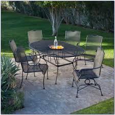 green wrought iron patio furniture. wrought iron patio furniture cushions green