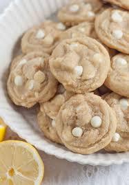 Copycat Panera Lemon Drop Cookies Bit Bauble