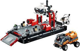 Lego Technic 42076 Luftkissenboot Baukasten Alza De
