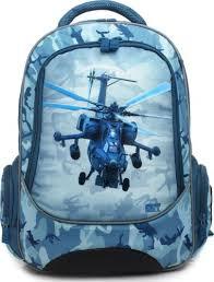 Отзывы на <b>4ALL Ранец школьный School</b> Вертолет от ...