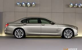 BMW Convertible bmw 7 series hybrid mpg : BMW 7 SERIES - Review and photos
