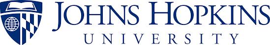 Resultado de imagen de johns hopkins university logo