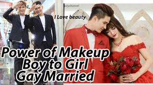 makeup transformation boy to makeup tutorial married full video no edit you