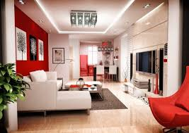 red and white furniture. Beautiful Red-white Living Room Design Red And White Furniture