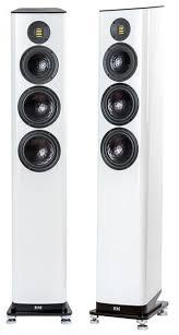 <b>Напольная акустика Elac Vela</b> FS 409 White High Gloss: цена ...