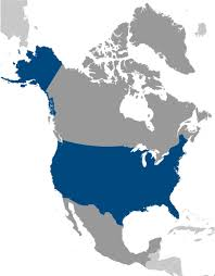 North America United States The World Factbook Central
