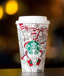starbucks coffee cup. Perfect Starbucks This Gorgeous Starbucks Art Is Going Viral U2014 U0026 Itu0027s Easy To See Why Throughout Coffee Cup X