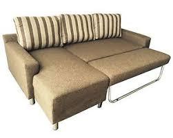 la foto se est cargando kacyfabricconvertiblesectionalsofa bedcouchbed convertible sectional sofa e97