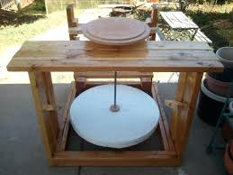 kick pottery wheel introduction potters kick wheel used kick pottery wheel for