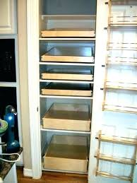 pull out closet organizer over the door pantry shelves terrific kitchen home depot clos post over the door closet organizer