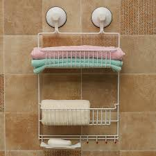 1 white 2 tier wall shelf more details more detailed photos