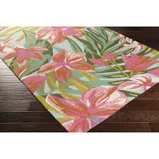 green and pink rug beautiful area bay isle home shelly indoor outdoor gratifying light bewitch hot beloved rugs lattice plush for bedroom carpets bedrooms