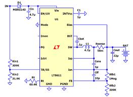 High Efficiency <b>Solar</b> MPPT Battery <b>Charger</b> Using LT8611 and ...