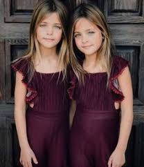 Leah Rose e Ava Marie, le gemelle più belle del web: a 7 anni sono già star sui social