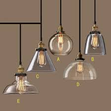 edison style lighting fixtures. Plain Fixtures Nordic Vintage Glass Pendant Lamp American Country Kitchen Lights Fixtures  Modern Edison Industrial Luminaire 110v 220v Intended Style Lighting S