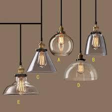 edison lighting fixtures. Modren Lighting Nordic Vintage Glass Pendant Lamp American Country Kitchen Lights Fixtures  Modern Edison Industrial Luminaire 110v 220v Lightingin From  For Lighting I