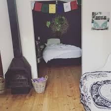 bedroom minimalist. Minimalist Bedroom With Fireplace