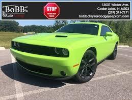 New 2019 Dodge Challenger SXT For Sale | Cedar Lake IN