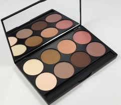 gorgeous cosmetics 8 pan contour palette