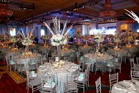 Charity Ball Decorations