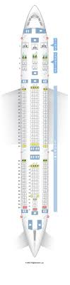 Comfortable Seatguru Seat Map Aer Lingus Airbus A330 300 333