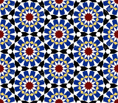 Morrocan Pattern Beauteous Moroccan Pattern As Seamless Mosaic Vector Illustration Royalty