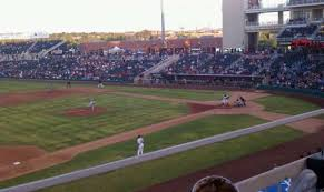 Isotopes Park Section 201 Home Of Albuquerque Isotopes
