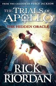 the hidden oracle the trials of apollo book 1