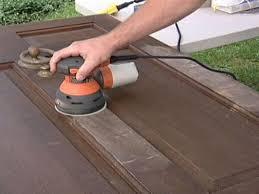 How to Refinish a Solid Wood Door   how-tos   DIY