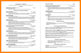 6 Good Cv Examples For College Students Invitation Format