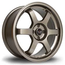 rota wheels 5x100. 4 x rota grid bronze alloy wheels 17x7.5\ 5x100