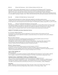 Resume Examples Software Engineer Resume Examples Software Engineer