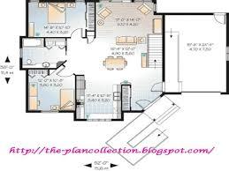 Duplex House Plans Autocad  Homes ZoneHandicap Accessible Home Plans