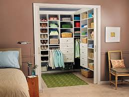 Bedroom Built In Closets Small Built In Closet With Sliding Doors Roselawnlutheran