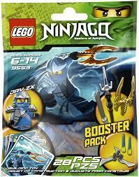 Amazon.com: LEGO Ninjago Jay ZX 9553: Toys & Games