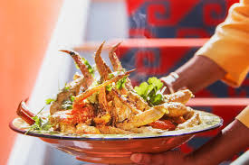 Red <b>Curry Crab</b> - Recipe | Spice Trekkers