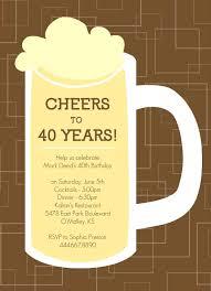 Invitation Templates Birthday 40th Invitation Wording Roaring Invitation Printable Great Birthday