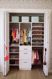 How To Organize A Baby Closet with The Home Edit | A Beautiful Mess |  Bloglovin'