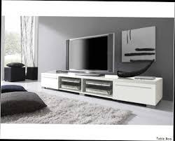 Meuble Tv Noir Et Blanc Laque Conforama Solutions Pour La