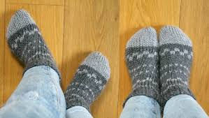 Sock Knitting Pattern Unique Knit By Bit Free Chunky Sock Knitting Pattern LoveKnitting Blog