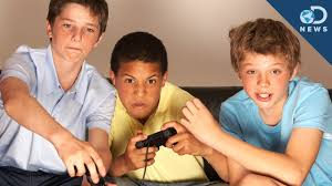 kids watching tv violence. kids watching tv violence