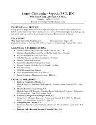 Examples Of Nursing Resume Nursing Student Resume Template Practice ...