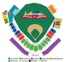 Rawhide Seating Chart Ballpark Seating Chart State College Spikes Medlar Field